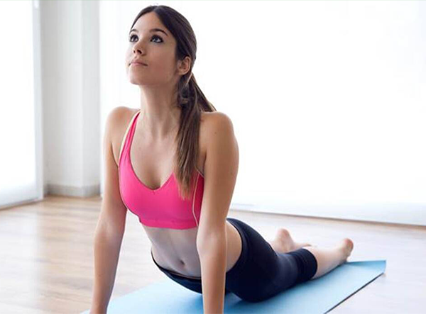 Top 5 exercises increasing breast size