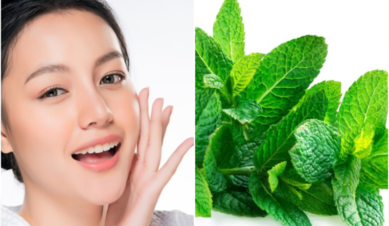 Mint Leaves to Keep Your Face Beautiful