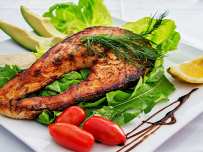 Top 10 health benefits of eating fish