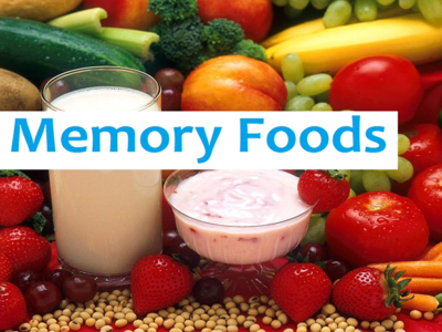what are the foods for improving memory power